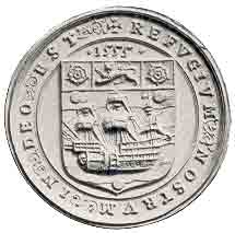 Muscovy Company Seal